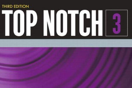 آموزش زبان - کتاب Top Notch 3